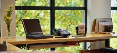 natural light office. natural light for the office